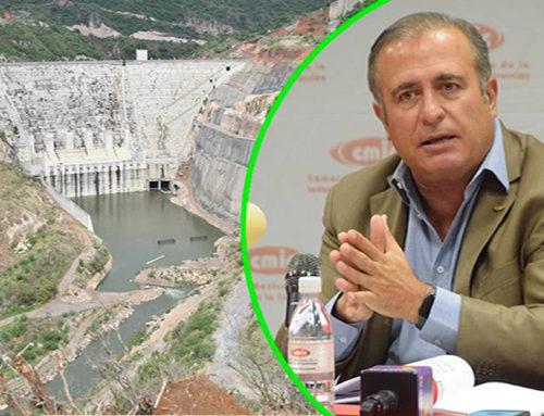 Debe Federación respetar acuerdos en El Zapotillo: CMIC