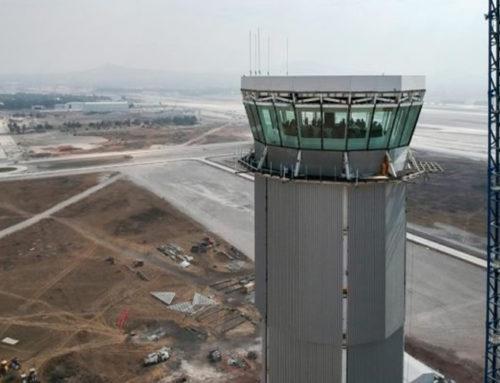 La electricidad del aeropuerto de Santa Lucía será producida con gas natural y diésel: Sedena