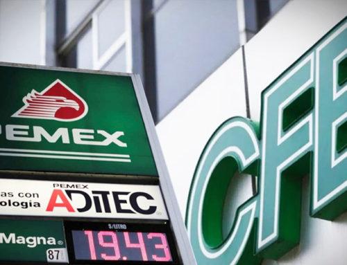 Asignan más presupuesto a Pemex y CFE para 2022, suma 1 billón de pesos
