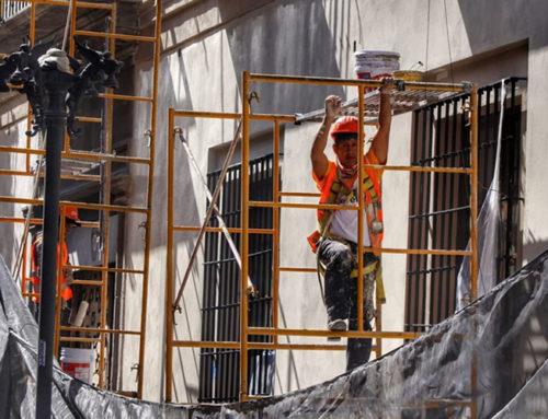 Industria de la construcción avanza; valor de producción creció 5.8% en julio
