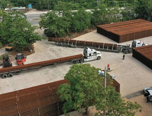 Avanzan obras del Tren Maya en Tramo 5