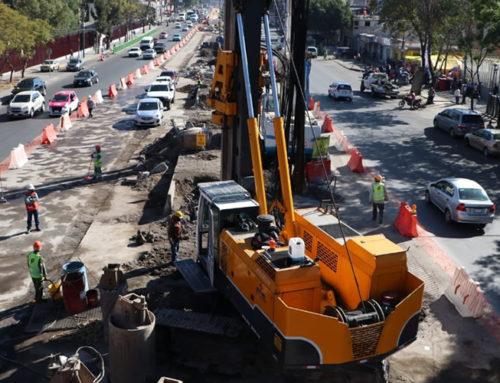 El trolebús a Chalco deberá estar en enero de 2023: Secretaría de Obras