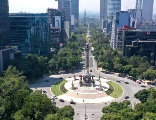 Invierte Gobierno de la CDMX 22.4 mdp en la restauración del Ángel de la Independencia