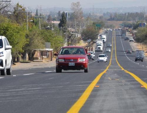 Mejoradas, 75% de vías en Jalisco