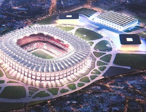 Planean mega obra en Estadio Azteca; habrá un centro comercial y hotel