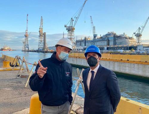 Yucatán va por construcción de astillero